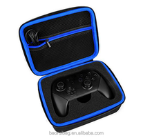 Hard plastic universal video game player carrying case