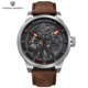 PAGANI DESIGN PD-1625 Luxury Brand Leather Tourbillon Automatic Mechanical Men Watches