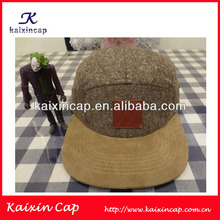 snapback hat makers tweed