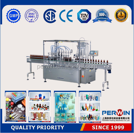 Trade assurance automatic bottling machine,capping machine,vinegar filling machine