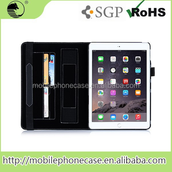Oem Service Hot New Products Pu Leather Protective Stand Cover Case