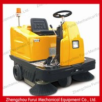 2015 Year July lowest price Excellent Quality sweeper machine