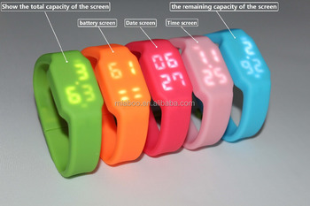 best buy usb watch, LED USB watch usb flash drives bulk cheap, silicone bracelet usb watch