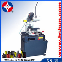 HS-MC-315F 2015 manufacture automatic stainless steel pipe cutting