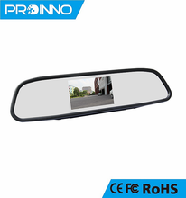 affordable price rearview mirror car monitor with 4.3 tft lcd