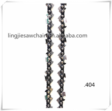 High quality 404 chisel saw chain power tools gasoline chainsaw chain