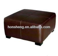 PU coffee table ottoman OT-596