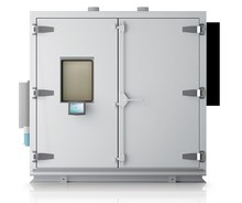 Walk-in Chambers for properties testing with highest level of control accuracy