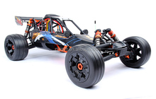 1/5 scale E-Baja 5B Electric Brushless RC Buggy with 200A ESC 2.4G RTR
