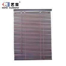 Natural Elegance Timber Basswood Electrical Venetian Window Wooden Blinds
