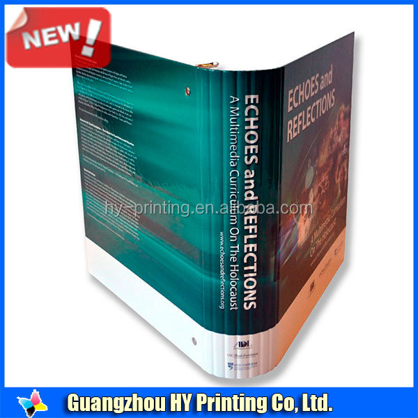 Factory price high quality a2 size sliding stationery folder