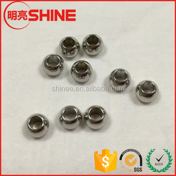 5mm stainless steel ball with 2mm hole