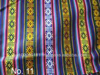 Ethnic cotton fabric from Bhutan