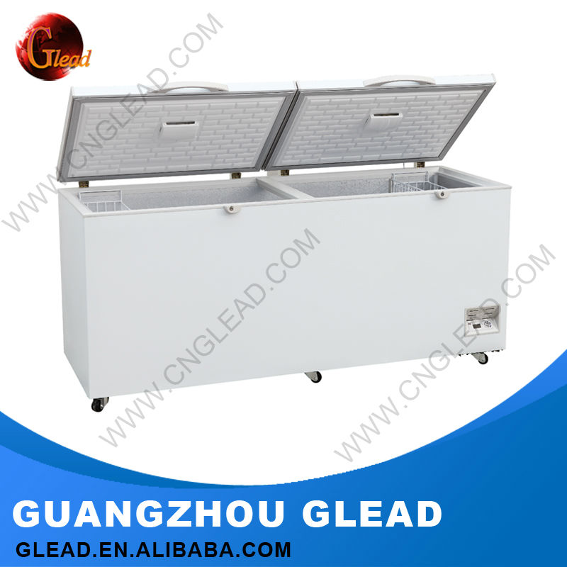 Heavy Duty Commercial stainless steel used chest freezer for sale