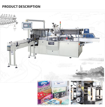 ONEPAPER full automatic facial tissue paper napkin and hand towel paper packing machine