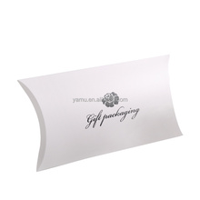 High-grade custom pillow boxes hot stamping logo Packaging Boxes