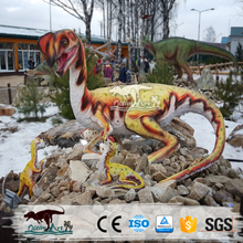 OA3970 Outdoor dinosaur silicone molds for sculpture