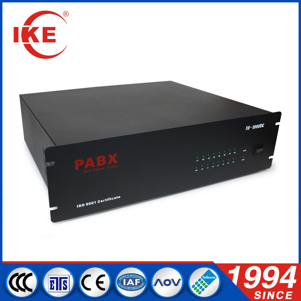 Hotel Central Phone Pbx System TC-8128DK