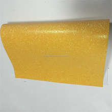 pu fine leather artificial glitter fabric for furniture xht-007