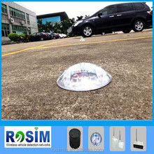 Intelligent Wireless Car Parking Solution For Parking lot with Long Range Zibee communication