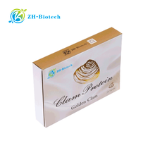 Natural Golden Clam Protein Power Capsule Body Health Care Products