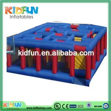 Special promotional inflatable mini golf game for sport