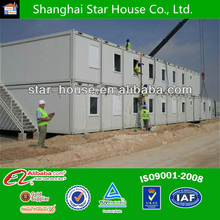 Prefab transportable mobile house as shop/hotel/apartment/workshop/office/villa/domitory/school