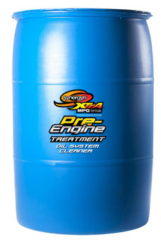55g synergyn xtra mpg pre engine oil change plastic drum for Motor oil by the drum