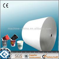 pe coated kraft paper stocklot pe coated paper pe coated cup stock paper