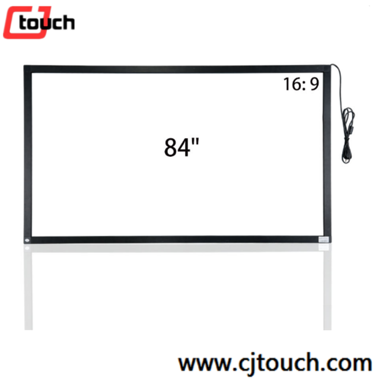 CJTOUCH 48inch IR Multi-Touch Frame / panel, <strong>16</strong>:9 format/ dual-touch /<strong>W</strong>-indows 8""