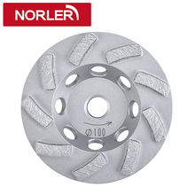 IN STOCK!!! Heavy Duty Turbo Segmented Abrasive Diamond Grinding Wheel
