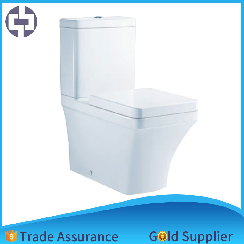 Sanitary Ware Two piece Toilet Hanging cabinet basin with mirror and mixer