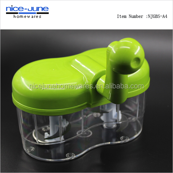 Twin vegetables chopper,double speed use for onion meat herbs chop