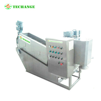 Convenient Cleaning Sewage Treatment Plant Sludge