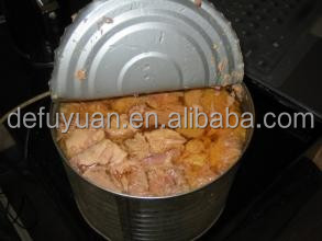 China Canned Tuna in Veg Oil 170g with high quality