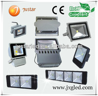 500w construction site led flood light with thickness gauge