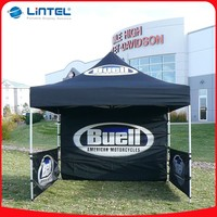 Aluminum wedding party tent, pop up gazebo