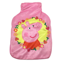 colorful printing pvc hot water bag cover