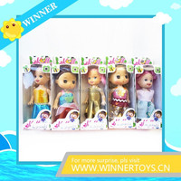 Hot sale promotional personalized little baby lovely doll