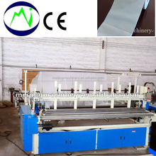 High quality CE full automatic toilet paper perforating machine rewinder