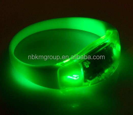 Hot Sale LED Slap Bracelet/Slap Band for Kids Toys