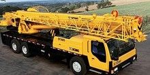 2013 best selling China made high performance Sany stc600 rough terrain truck crane 60t for sale in South Africa