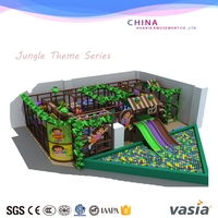 Modern mini modular indoor kids soft playgrounds for sale