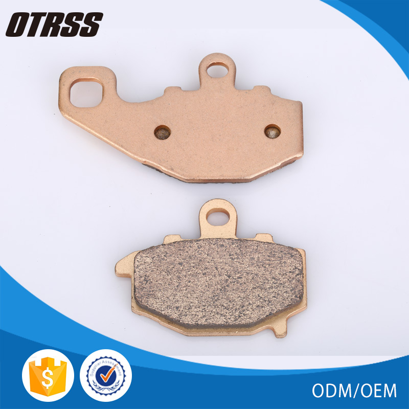 China OEM quality motorcyle parts original brake pad for Popularity <strong>K16</strong>