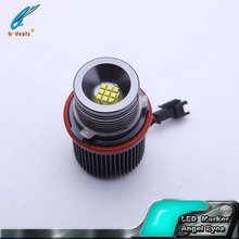 Auto Lamp CE Mark 12V 90W Led Marker High Power Led Car Headlight