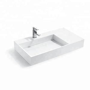 Solid Surface Designer Red Bathroom Sink Solid Surface Designer Red - Bathroom sink companies