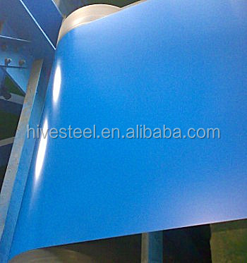 Boxing Pre-paint Galvanised Steel/ PPGI steel sheets in coil