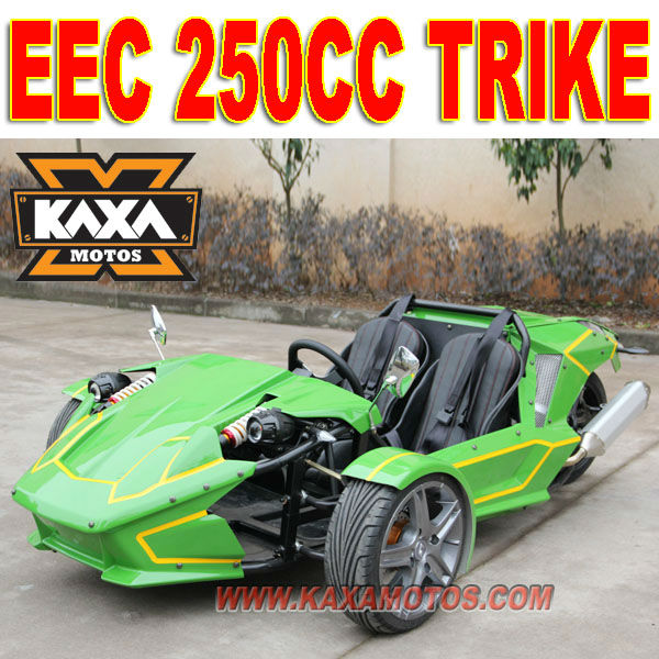 EEC 250cc Smart Roadster