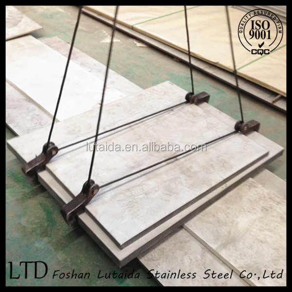 JIS AISI ASTM Hot rolled Stainless Steel Plate 304 316
