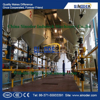 Supply Edible Palm oil refining machine and seeds oil extraction process from soybean, sunflower seed,corn germ peanut oil